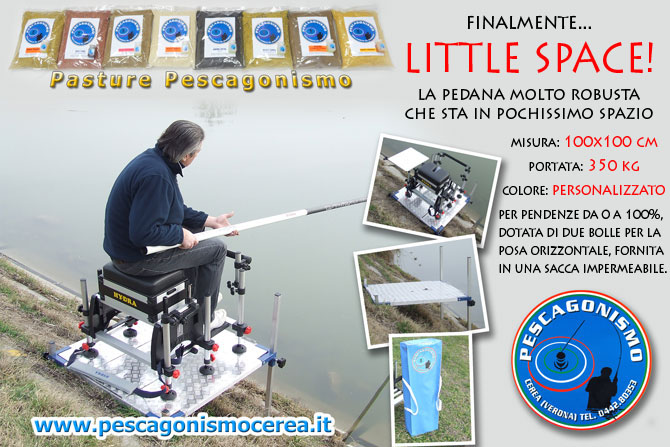Pedana Little Space